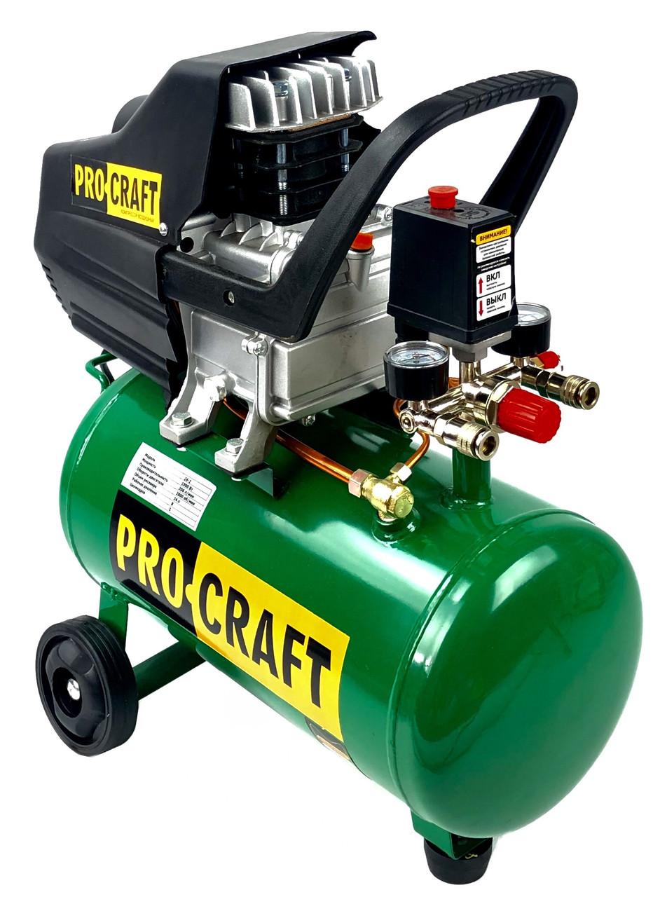 Компресор повітряний ProCraft (PRC24L)