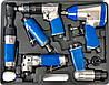 Набор пневматического инструмента MAR-POL 24 предмета, фото 2