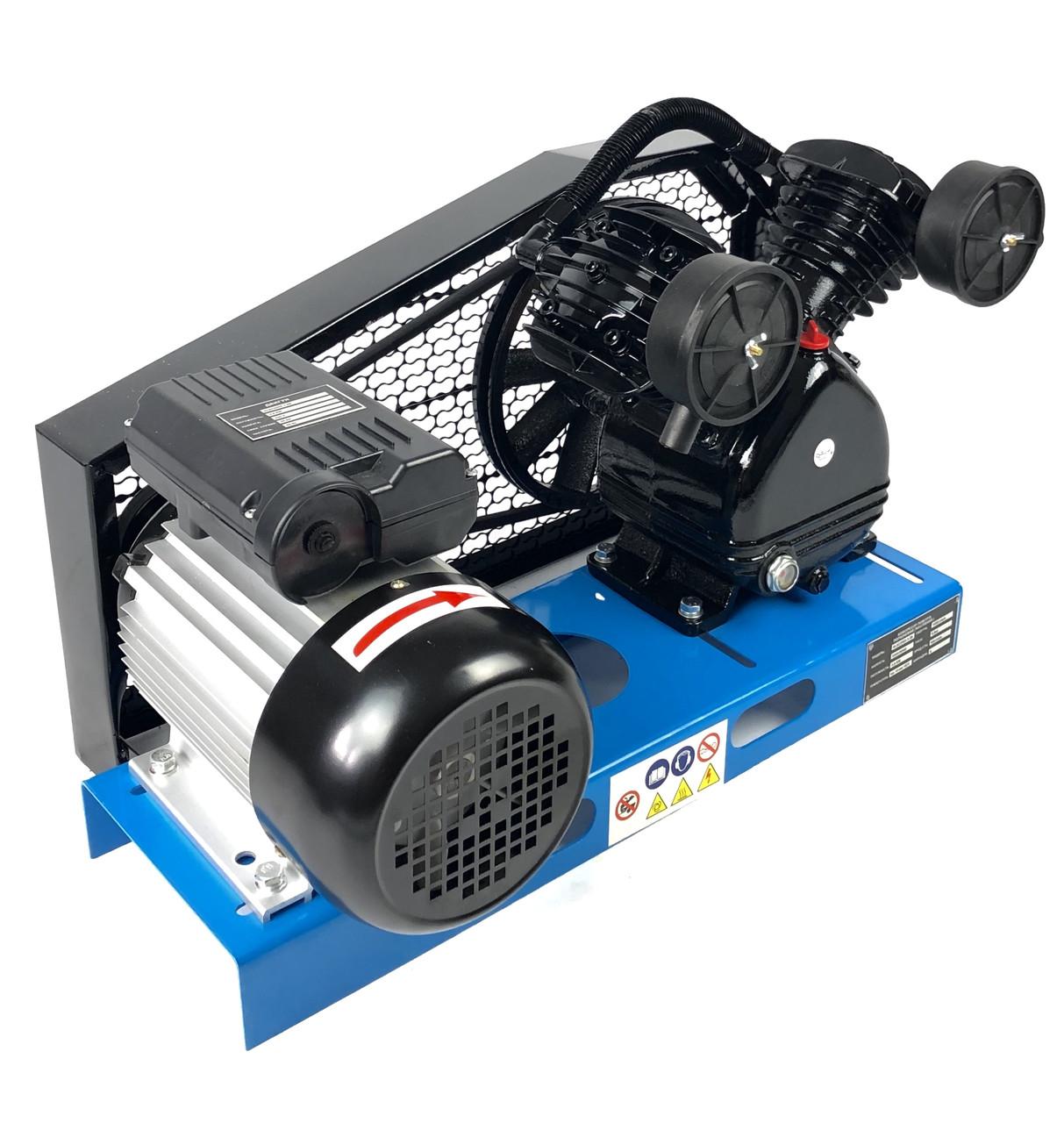 Компрессорный блок с двигателем AL-FA 3.8KW (ALAC2065)