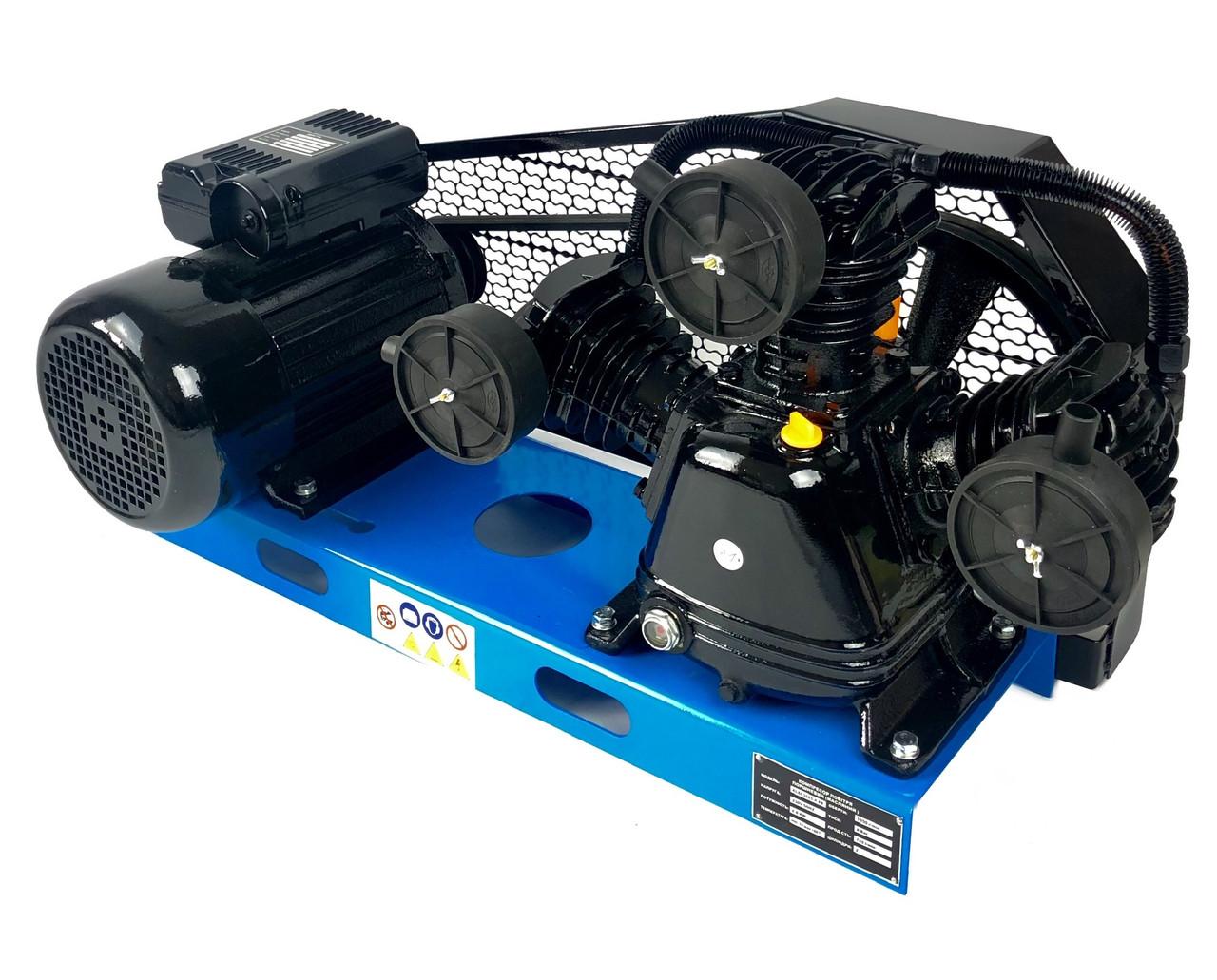 Компрессорный блок с двигателем AL-FA 4.8KW (ALAC3065)