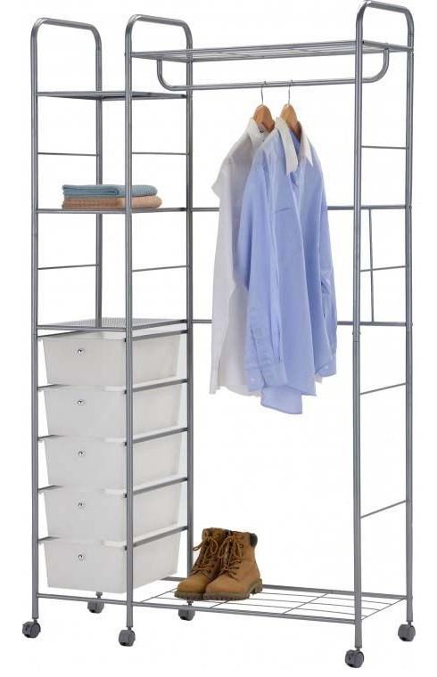 Стійка для одягу(з шухлядами) W-68 ( CH-4617)