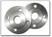 Фланець сталевий плоский приварний Ду 40 тиск Ру 10 (7307 91 00 00)