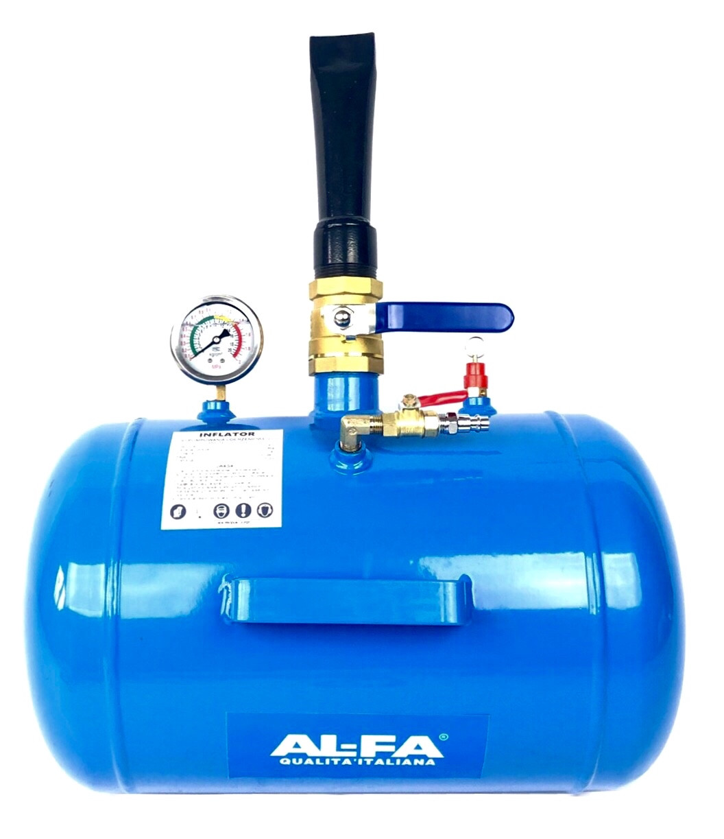 Инфлятор (бустер) AL-FA 21л