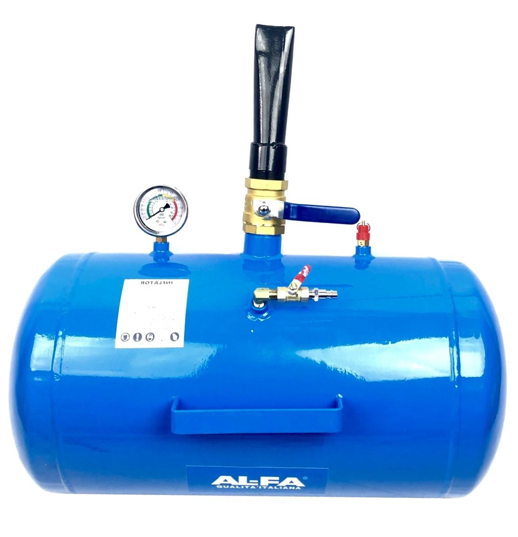 Инфлятор (бустер) AL-FA 40л