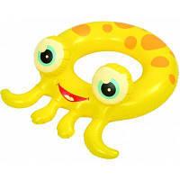 Круг надувной Jilong 37323 Yellow (JL37323_yellow)