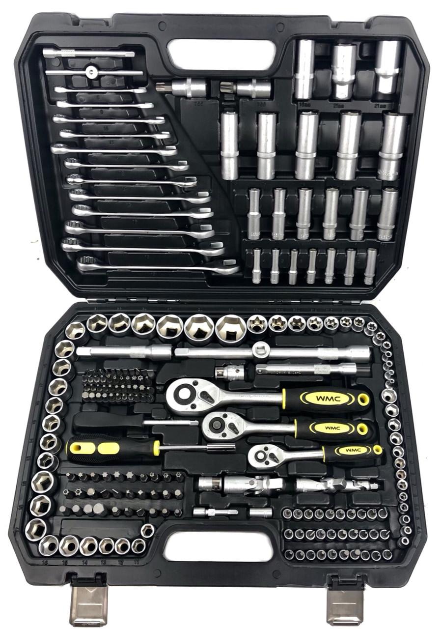 Набір інструментів WMC Tools 216 шт. (38841)