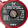 Циркуляційний насос Grundfos UPS 25-40 180, фото 5