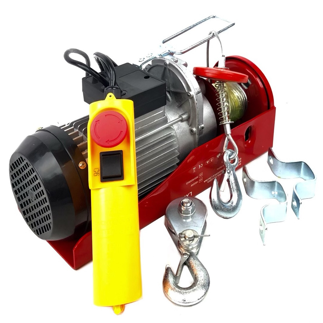 Тельфер электрический LEX 300/600 кг (LXEH600)