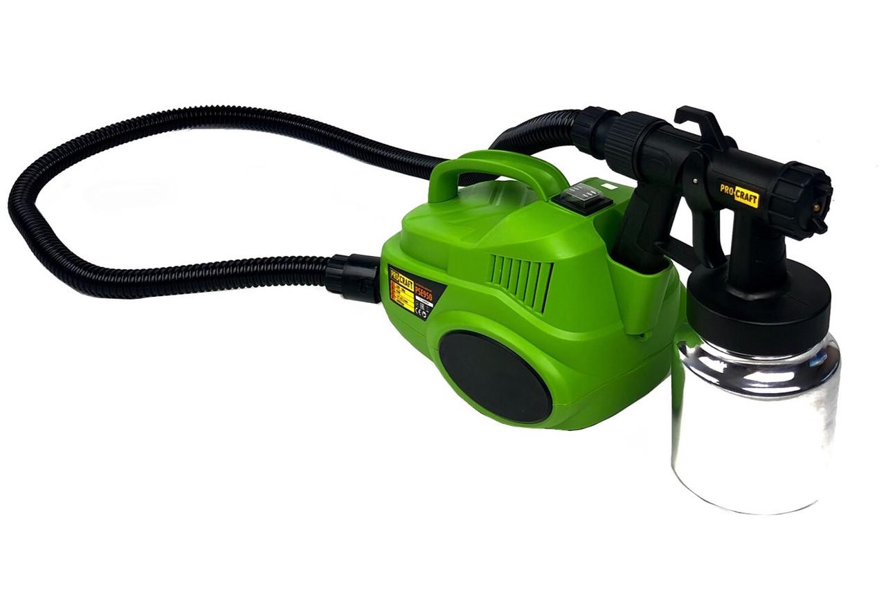 Краскопульт электрический ProCraft PSE950