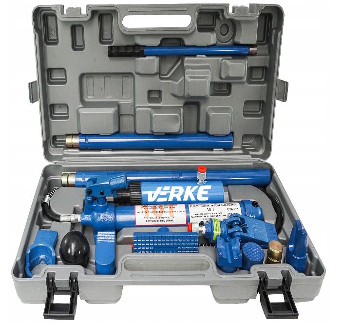 Комплект гидравлических распорок 10 т Verke V86368