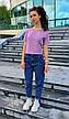 Жіноча футболка Міні, фото 4