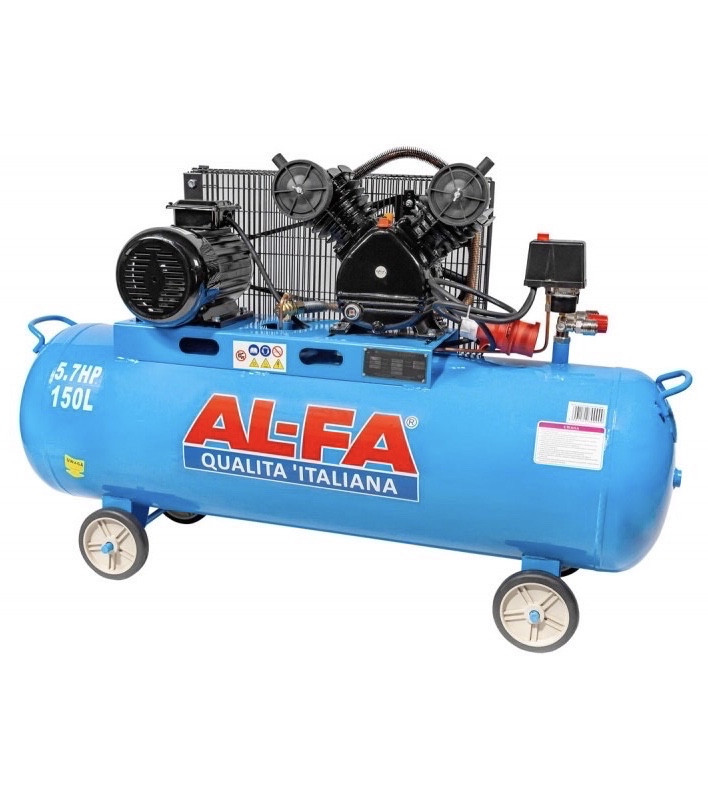 Компресор AL-FA 3.8 KW (ALC150-2)