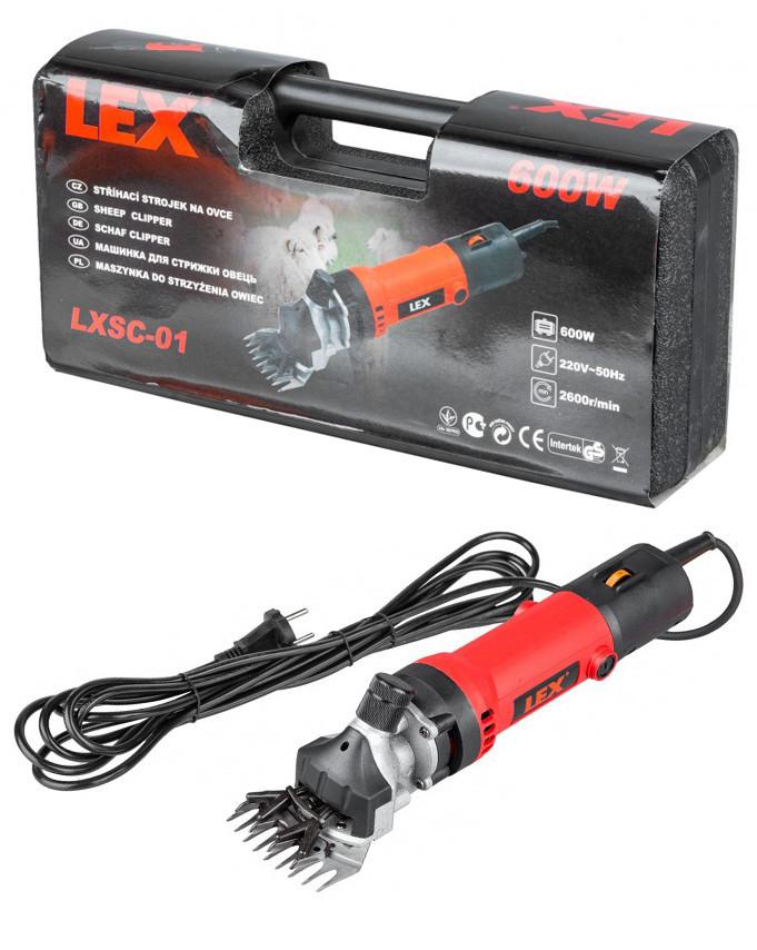 Машинка для стрижки овец LEX LXSC01
