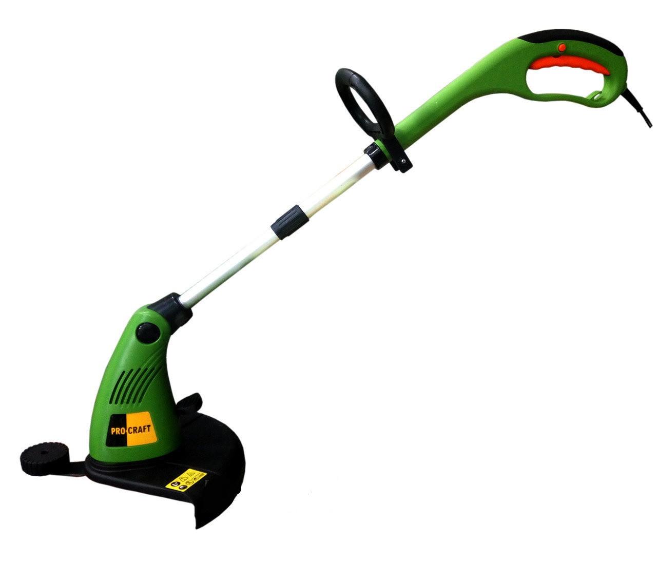 Электрический садовый триммер ProCraft GT-750