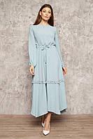 Сукня NENKA 817-c02 M Блакитний, фото 1