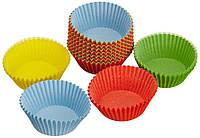 Формы для выпекания кексов, маффинов, 150 шт, KAISER