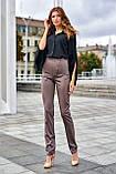 """Брюки женские брендовые Jadone Fashion """"Дора"""" деловые (2 цвета, р.S-XL), фото 5"""