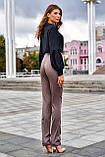 """Брюки женские брендовые Jadone Fashion """"Дора"""" деловые (2 цвета, р.S-XL), фото 6"""