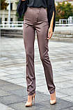 """Брюки женские брендовые Jadone Fashion """"Дора"""" деловые (2 цвета, р.S-XL), фото 2"""