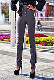 """Брюки женские брендовые Jadone Fashion """"Дора"""" деловые (2 цвета, р.S-XL), фото 7"""