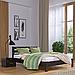 Кровать деревянная двуспальная Рената Люкс (бук), фото 5