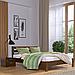 Кровать деревянная двуспальная Рената Люкс (бук), фото 6