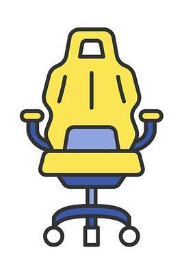 Игровые кресла, Офисные стулья на колесиках