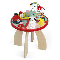 Детский стол Janod Игровой Животные (J08018)