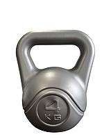 Гиря 4 кг  для Crossfit (Кроссфит)БРАК