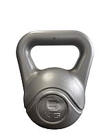 Гиря 6 кг  для Crossfit (Кроссфит)БРАК