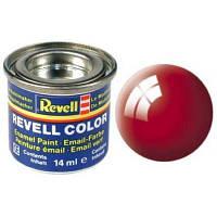 Аксессуары для сборных моделей Revell Краска эмалевая № 31. Огненно-красная глянцевая, 14 мл (RVL-32131)