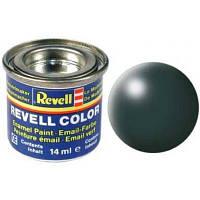 Аксессуары для сборных моделей Revell Краска № 365 Патина зеленая шелково-матовая, 14 мл (RVL-32365)