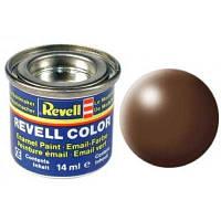 Аксессуары для сборных моделей Revell Краска эмалевая № 381. Коричневая шелково-матовая, 14 мл (RVL-32381)