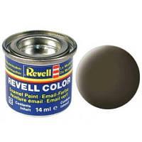 Аксессуары для сборных моделей Revell Краска эмалевая № 40. Черно-зеленая матовая, 14 мл (RVL-32140)