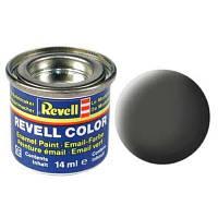 Аксессуары для сборных моделей Revell Краска эмалевая 65. Бронзово-зеленая матовая. 14 мл (RVL-32165)