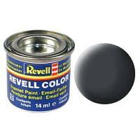 Аксессуары для сборных моделей Revell Краска эмалевая 77. Серая пыль матовая. 14 мл (RVL-32177)