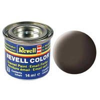 Аксессуары для сборных моделей Revell Краска эмалевая 84. Коричневая кожа матовая. 14 мл (RVL-32184)
