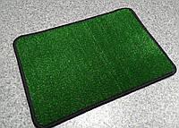 Коврик зеленый  800х500 мм