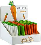 Ластик Морковка YH-808 (48) 106033, фото 3