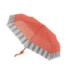 Зонт механічний C-Collection Червоний (543)