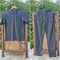 Спортивный костюм мужской лето m l XL 2XL 3XL