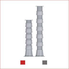 Регулируемая опора (682-939 мм) Karoapp К-А4 + 5шт. K-CL (K-A10)
