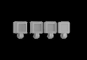 Соединитель Karoapp (высота 16 мм, толщина 2 мм) (K-ST2) (Фальшпол, Опора для лаги и керамогранита )
