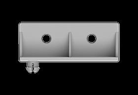 Фиксатор лаги Karoapp (K-AR) (Фальшпол, Опора для лаги и керамогранита )