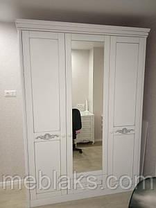 Шкаф на цоколе деревянный 3 двери ЧП Румянцев