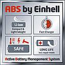 Шуруповерт акумуляторний Einhell TE-CD 18/2 Li Kit (Безкоштовна доставка), фото 9