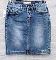 """Спідниця жіноча джинсова на блискавці, розміри 25-30 """"RELUCKY"""" купити недорого від прямого постачальника"""
