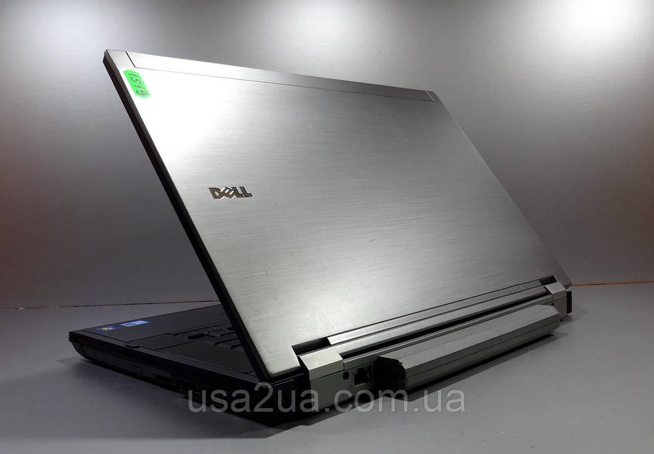 Ноутбук Dell Latitude E6510 Core I5 4Gb 500Gb WEB камера Кредит Гарантія Доставка