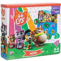 Настольная игра Vladi Toys Лото 44 Кота (укр) (VT8055-13)