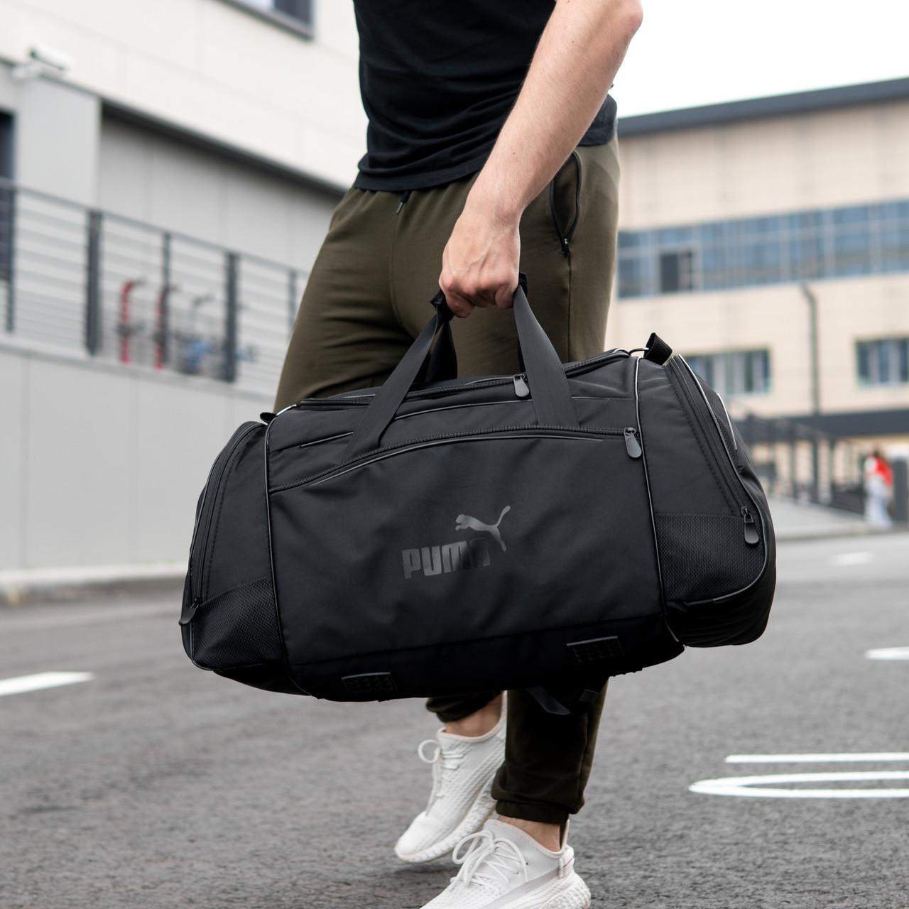 Мужская спортивная сумка PUMA BALANCE